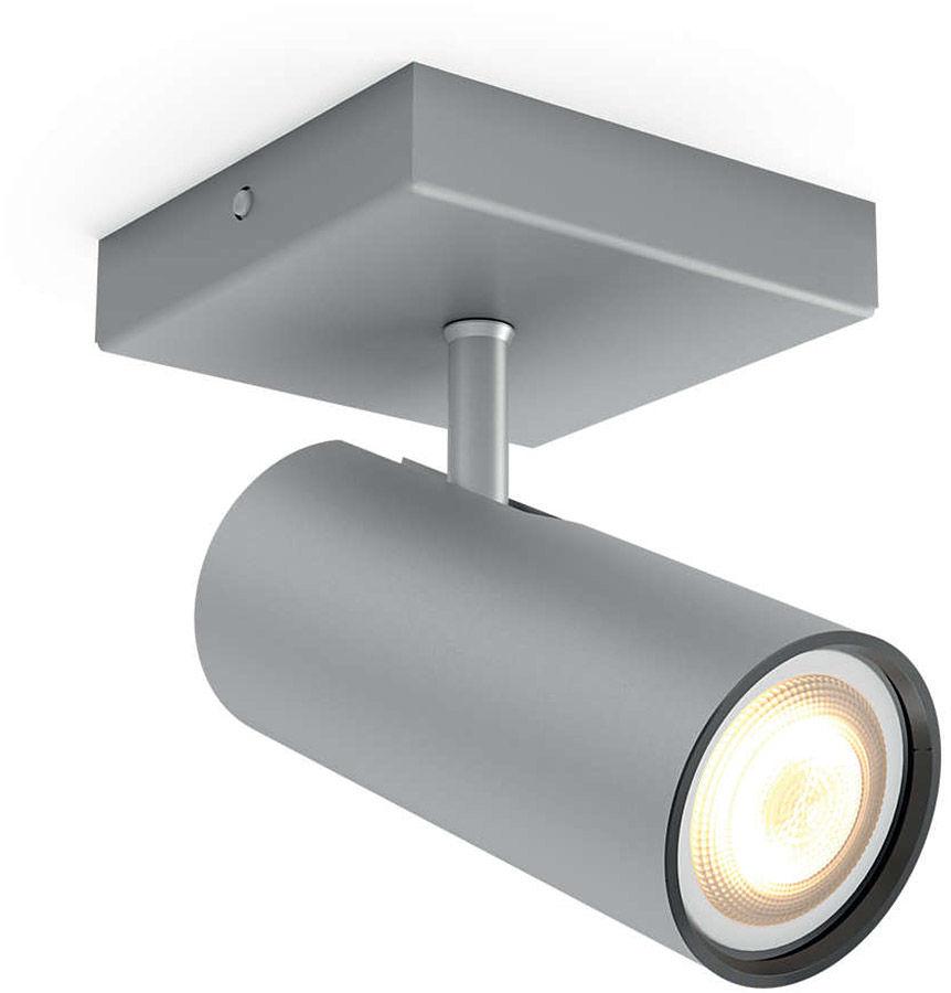 Éclairage connecté Philips Hue Buratto Silver (extension)