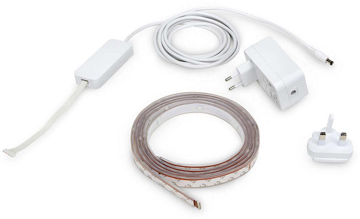 Éclairage connecté Philips Hue Lightstrips Plus Base