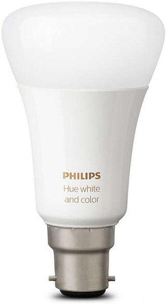 Éclairage connecté Philips Hue White and Color B22