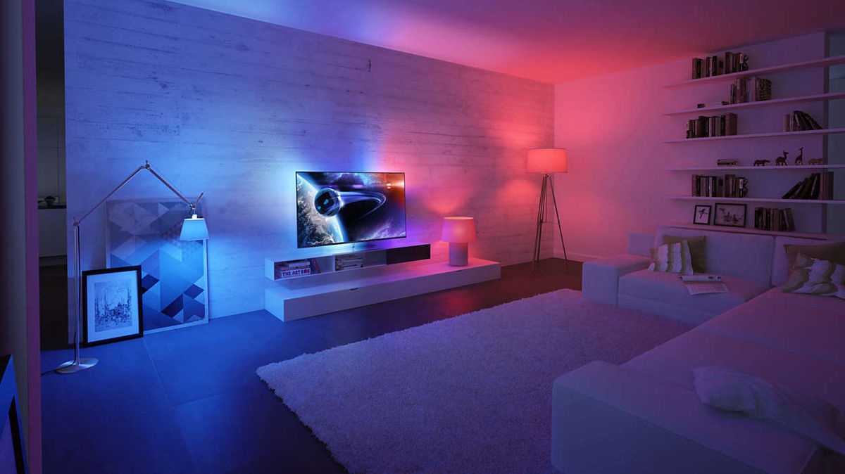 philips hue kit de d marrage white and color gu10 clairage connect. Black Bedroom Furniture Sets. Home Design Ideas