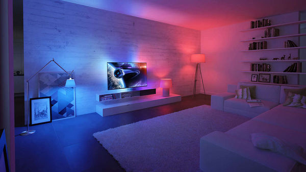 Philips Ambilight + Hue