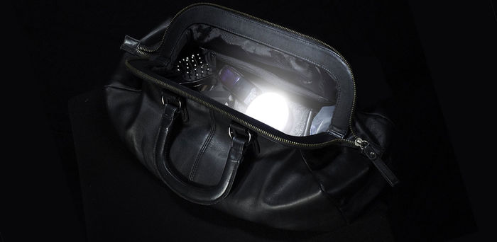 SOI Automatic Bag Light