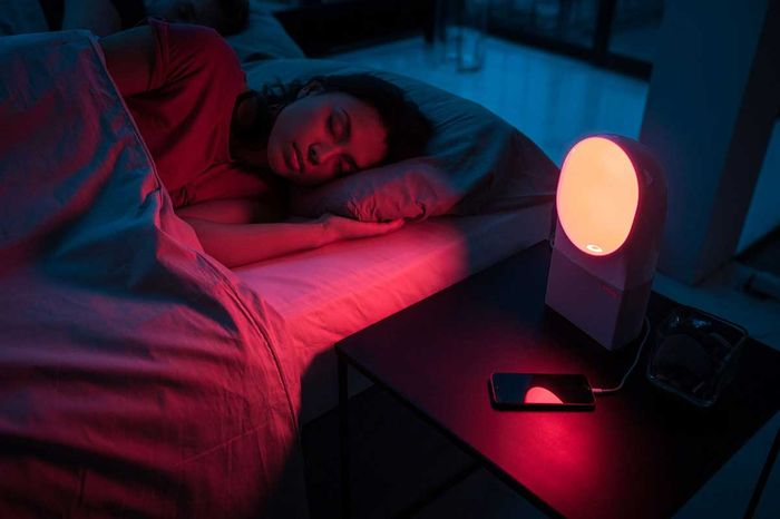 Withings Aura : programme d'endormissement