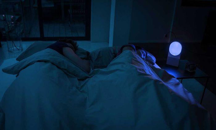 Withings Aura : programme de réveil