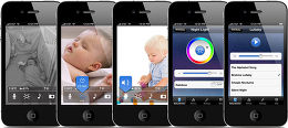 Withings Smart Baby Monitor Application