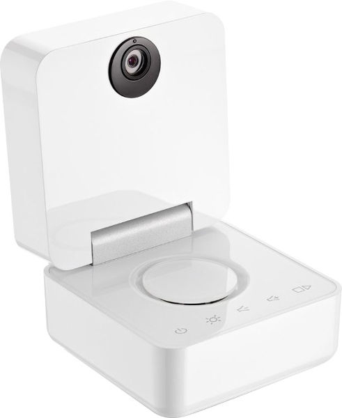 Withings Smart Baby Monitor Vue principale