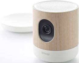Withings Home Vue 3/4 droite