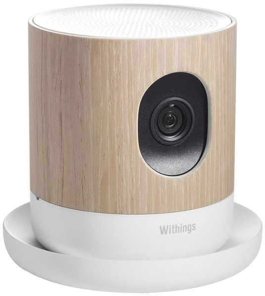 Withings Home Vue principale