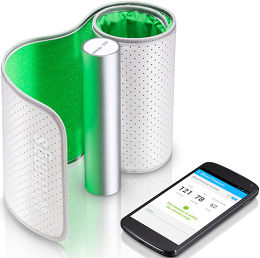 Withings Wireless Blood Pressure Monitor Mise en situation 3
