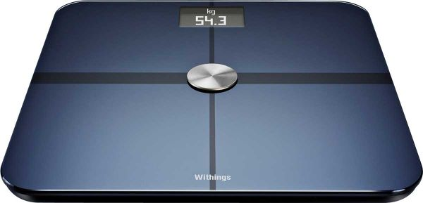 Withings Smart Body Analyzer Vue principale
