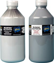 Goo Kit High Contrast Reflective et Finish Coat