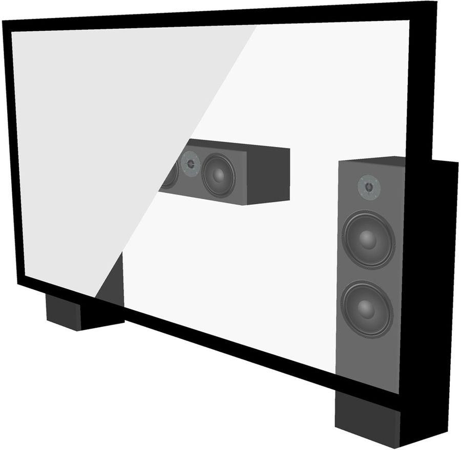 lumene movie palace premium acoustic 16 9 son vid. Black Bedroom Furniture Sets. Home Design Ideas