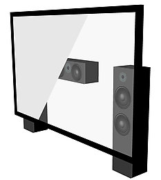 Lumene Acoustic Canvas (16/9) Vue principale