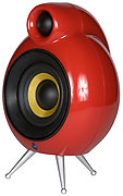 Micropod SE Rouge (la pièce)
