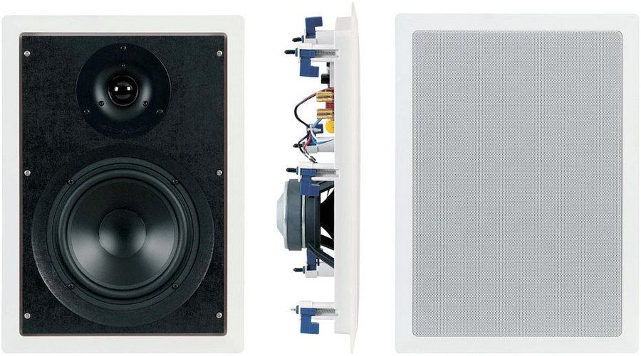cabasse mt3 in wall enceintes encastrables son vid. Black Bedroom Furniture Sets. Home Design Ideas