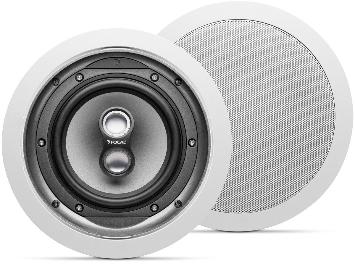 Focal chorus ic 706 st enceintes encastrables son vid for Enceinte salle de bain encastrable