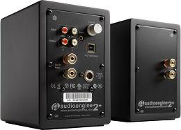 Audioengine A2+ Vue arrière