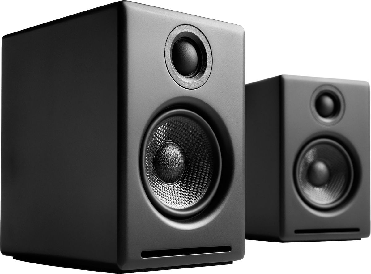 audioengine a2 enceintes de monitoring son vid. Black Bedroom Furniture Sets. Home Design Ideas