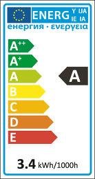 AwoX StriimLight Mini Color Etiquette énergétique
