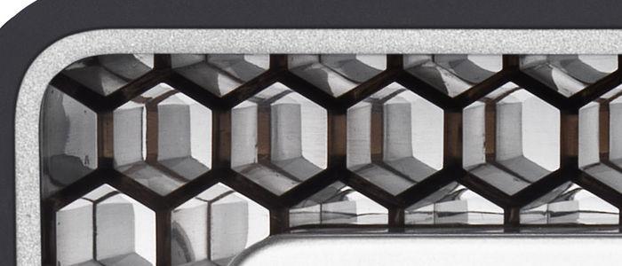 B&W T7 : structure Micro Matrix