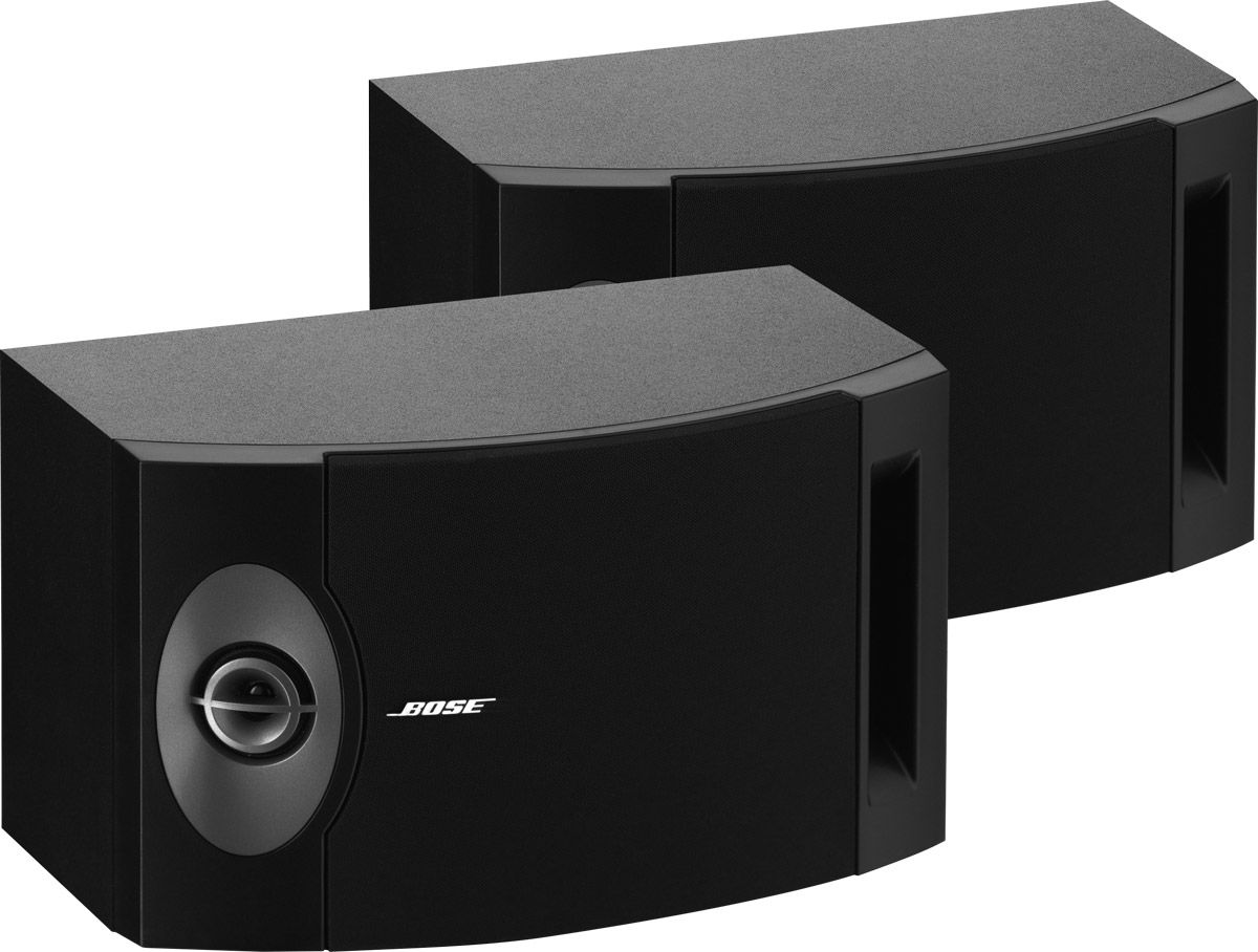 bose 301 enceintes compactes son vid. Black Bedroom Furniture Sets. Home Design Ideas