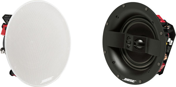 Bose virtually invisible 791 enceintes son vid - Meilleur enceinte encastrable plafond ...