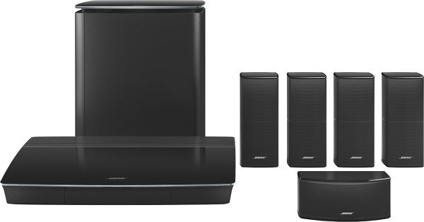 Bose Lifestyle 600 Vue principale