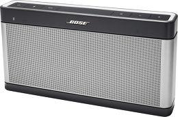 Bose SoundLink III Vue 3/4 gauche