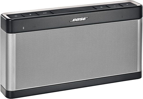 bose soundlink iii enceintes sans fil son vid. Black Bedroom Furniture Sets. Home Design Ideas
