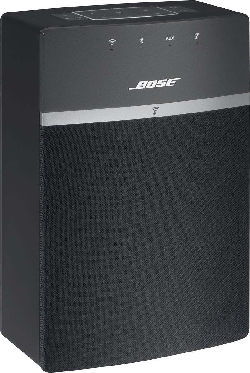 bose soundtouch 10 enceintes sans fil son vid. Black Bedroom Furniture Sets. Home Design Ideas