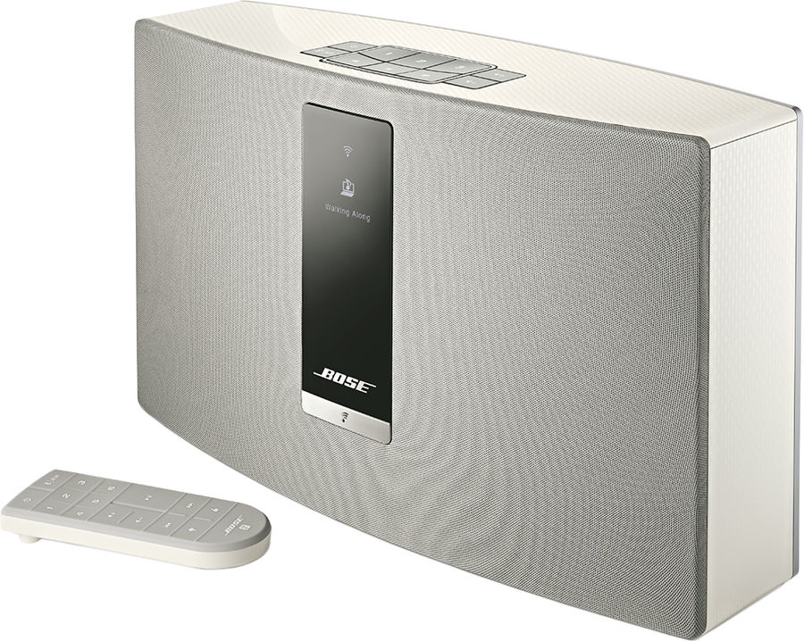 bose soundtouch 20 enceintes sans fil son vid. Black Bedroom Furniture Sets. Home Design Ideas