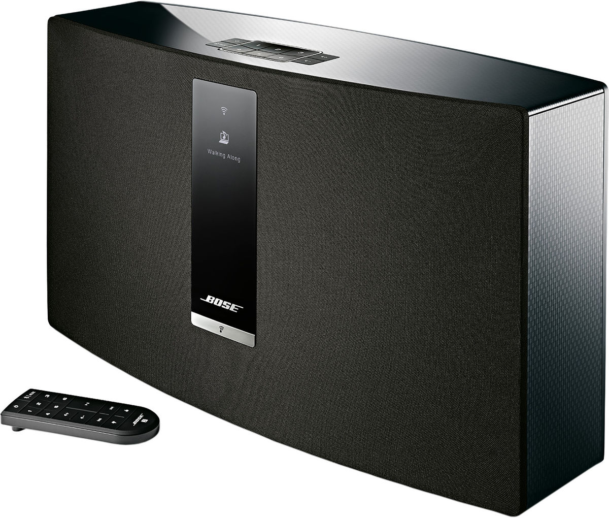 bose soundtouch 30 enceintes sans fil son vid. Black Bedroom Furniture Sets. Home Design Ideas