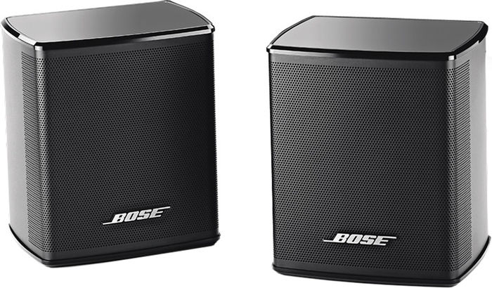 bose virtually invisible 300 enceintes son vid. Black Bedroom Furniture Sets. Home Design Ideas