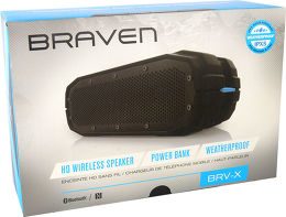 Braven BRV-X Vue Packaging