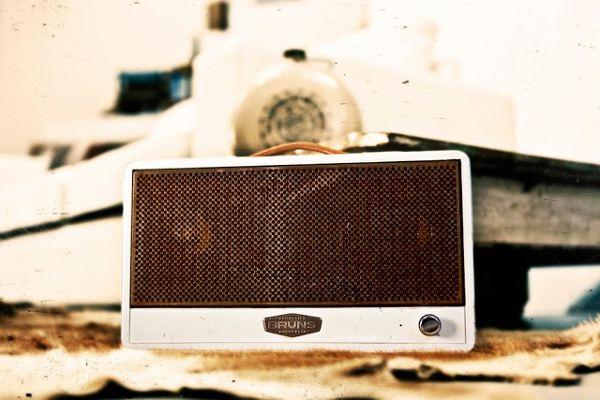Bruns Acoustics Timbre White Relic