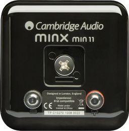 Cambridge Minx Min 11 Vue arrière