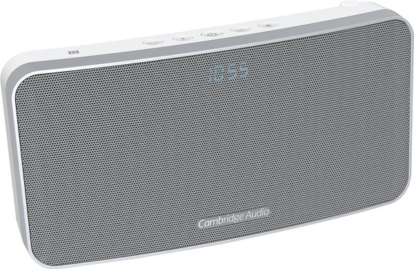 Cambridge Go Radio Vue principale