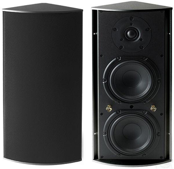 Cornered Audio C5 Vue principale