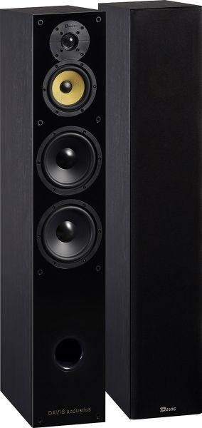 Davis Acoustics Balthus 70 Vue principale