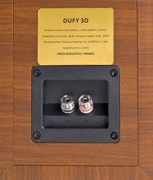 Davis Dufy 3D Vue arrière