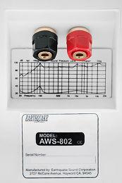 Earthquake AWS-802 Vue de détail 1