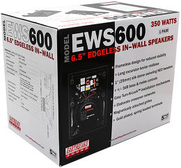 Earthquake EWS-600
