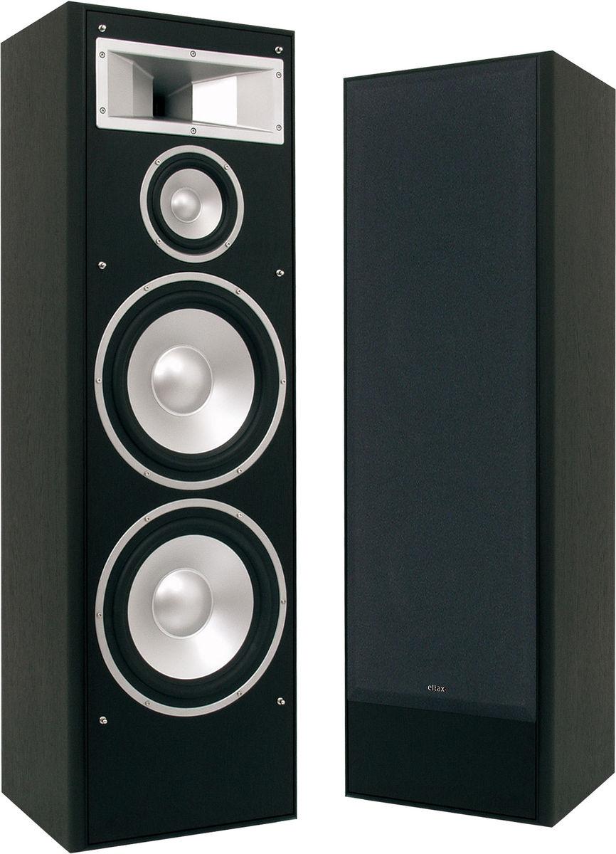 eltax concept 700 enceintes colonne son vid. Black Bedroom Furniture Sets. Home Design Ideas