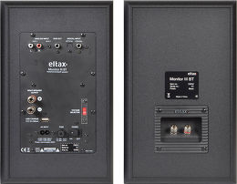 Eltax Monitor III BT Vue arrière