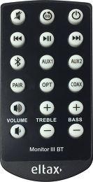 Eltax Monitor III BT Phono Vue Accessoire 1
