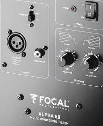 Focal Alpha 50 Vue de détail 4