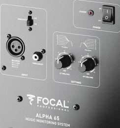Focal Alpha 65 Vue de détail 4