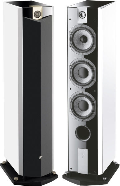 focal chorus 826v w enceintes colonne son vid. Black Bedroom Furniture Sets. Home Design Ideas