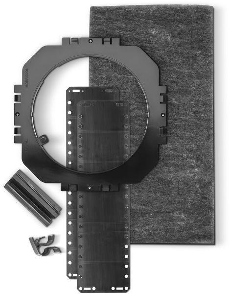 Kit de montage Focal IC-706 Vue principale