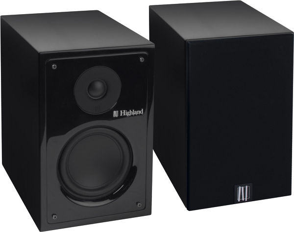 Highland Audio Dilis 4402 Vue principale